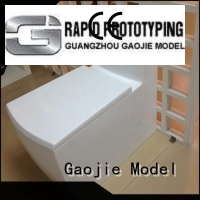Gaojie Model intelligent Plastic Prototypes from China for industry
