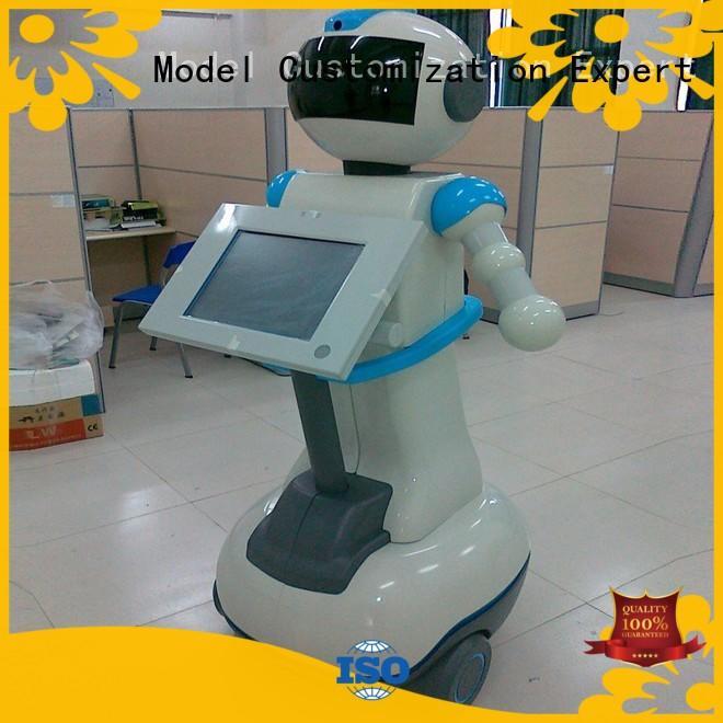 plastic prototype service air provider Plastic Prototypes Gaojie Model Brand