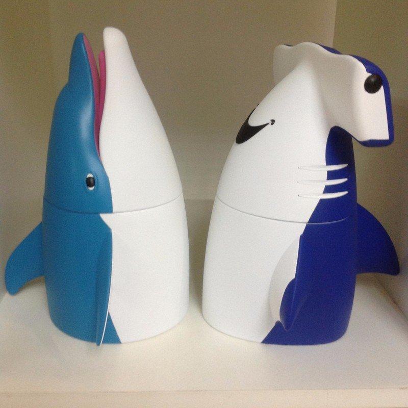 Gaojie Model  sla toys rapid prototyping animals model 3D Printing Prototypes image29