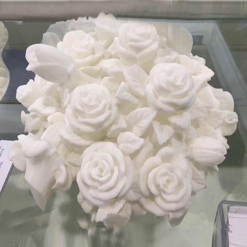 Gaojie Model  SLA 3D printing resin Popular Models 3D Printing Prototypes image94