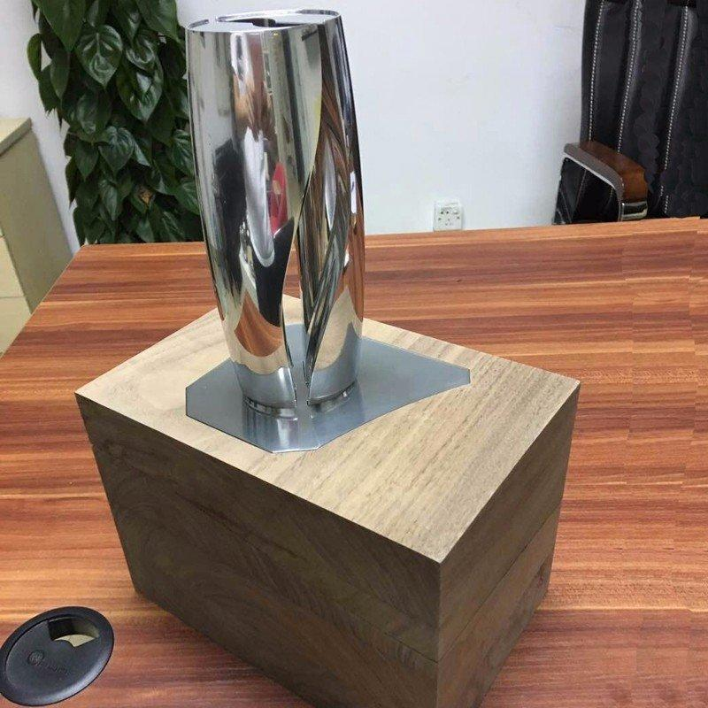 CNC machining Steel Alloys and wood arts and crafts