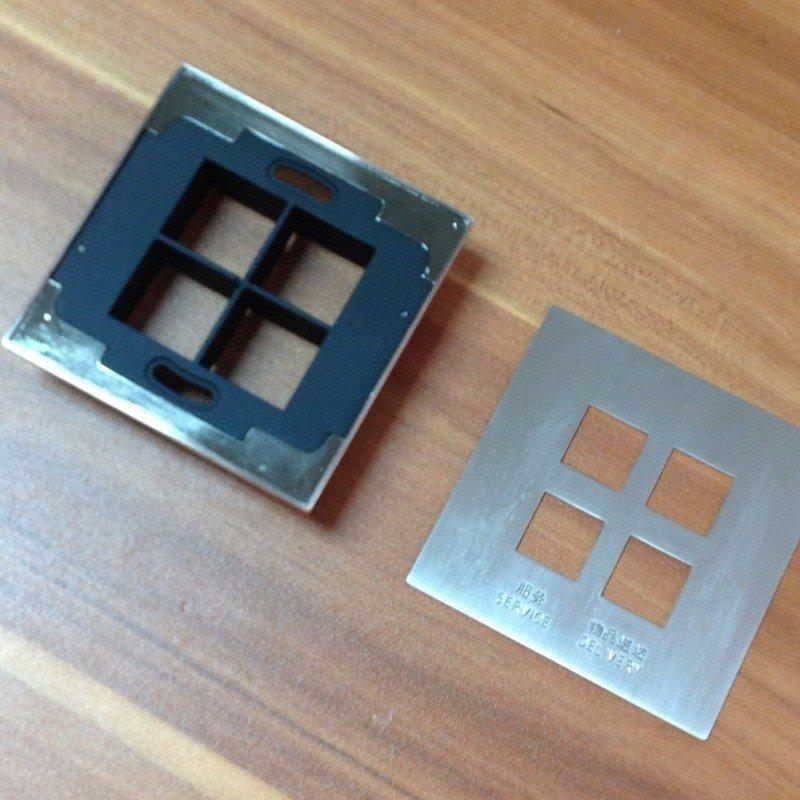 Gaojie Model  Wholesales Metal precision cnc machining switchs Metal Prototypes image6