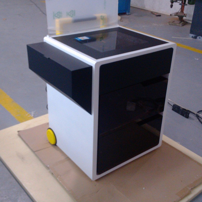 Gaojie Model  Economic CNC Machining Plastic cabinet for office or household Plastic Prototypes image81