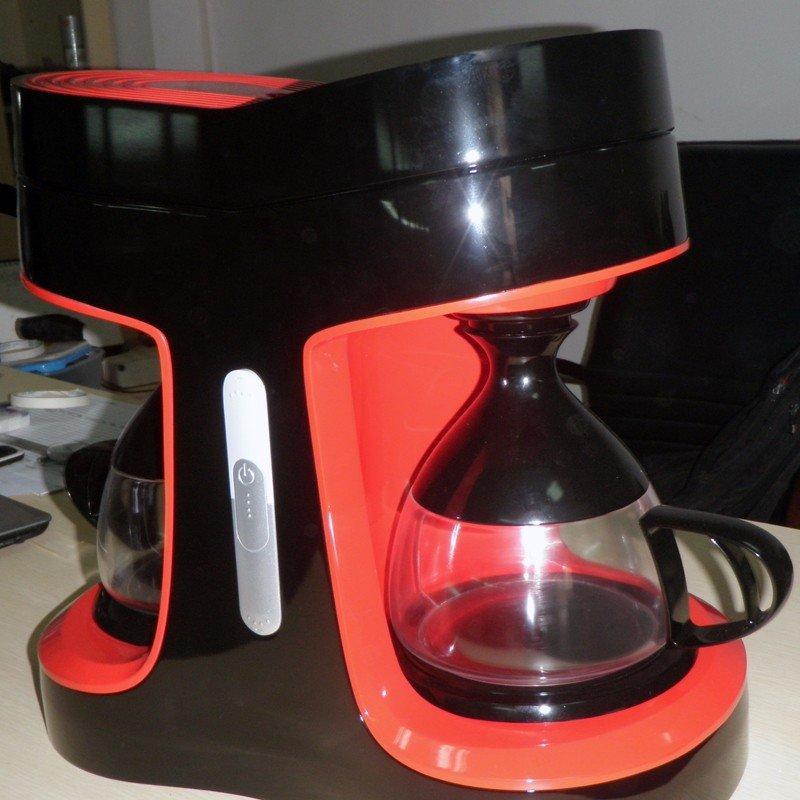 3D household Plastic prototyping Coffee machine
