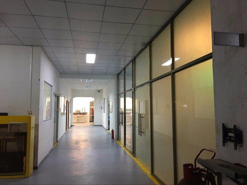 Workshop corridor