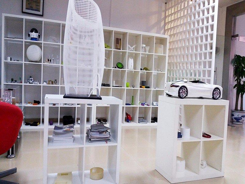 Model Showroom