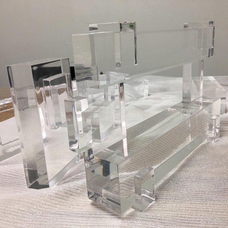 Gaojie Model  Qualified CNC Machining Custom Transparent  Plastic Parts Transparent Prototypes image108