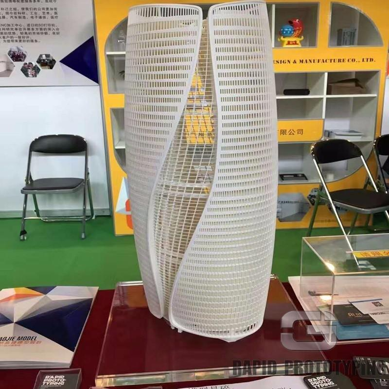 popular 3d printing companies fabrication colored Gaojie Model