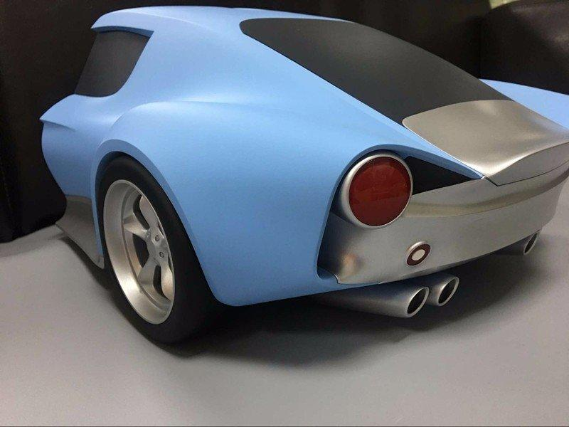 Graduate Design Toy Cars