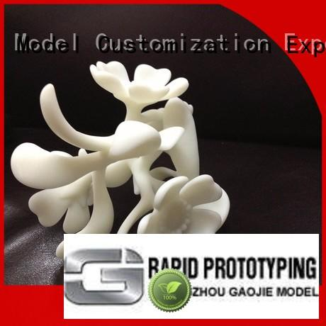 lamp custom 3d printing companies cnc popular Gaojie Model company