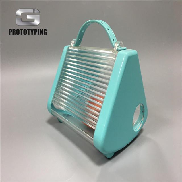 Acrylic Ladies Handbag