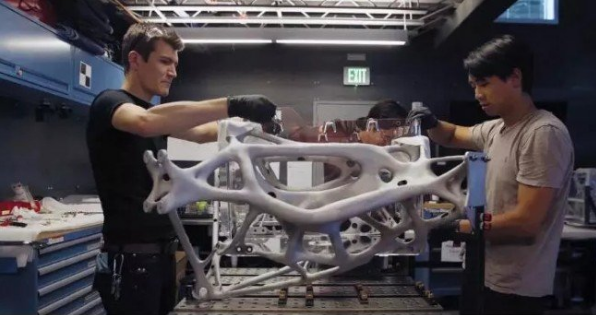It looks like a spider, and it's the most complex ever designed lander