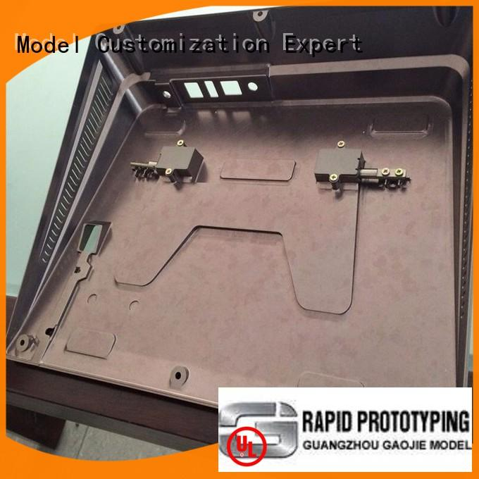 Electric Appliance Rapid prototyping CNC machining products