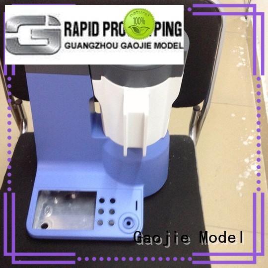 CNC Plastic parts competitive 3d modeling service cnc machining