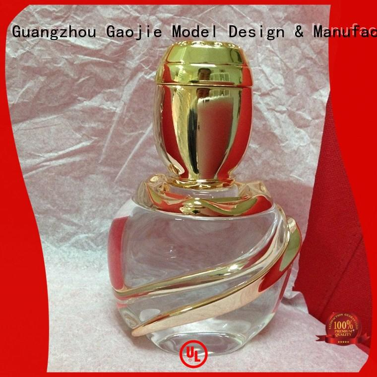 case model 3d print transparent plastic Gaojie Model manufacture
