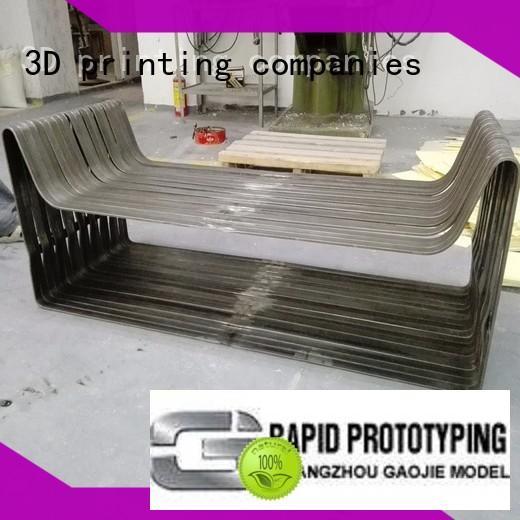 plastic Metal Prototypes design for industry