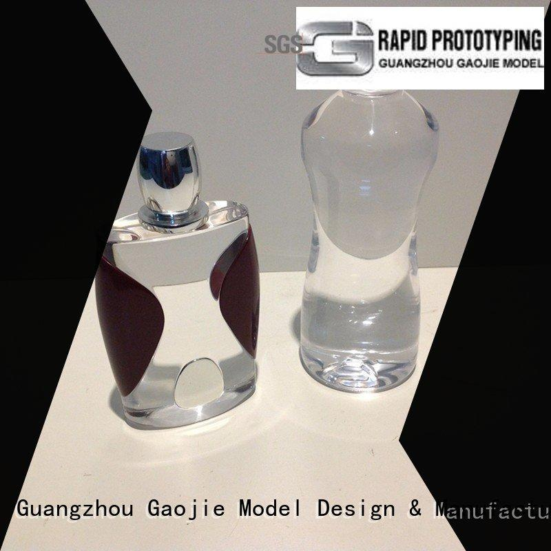 Gaojie Model spare Transparent Prototypes directly sale for factory