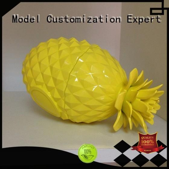 fabrication electroplating famous 3d printing companies Gaojie Model Brand