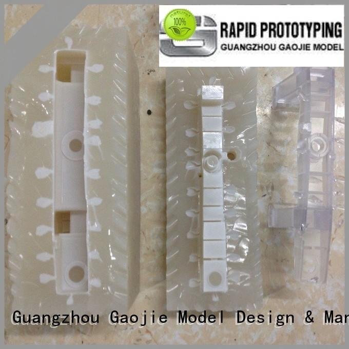Customized Silicone molding low volume production plastic parts