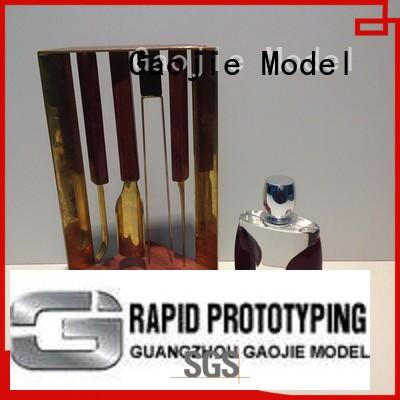 Gaojie Model commercial Metal Prototypes services for commercial