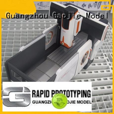 Gaojie Model commercial Plastic Prototypes series for commercial
