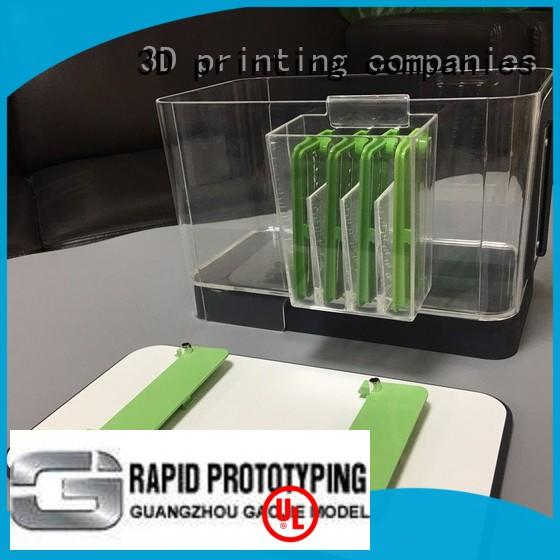 Precision Good Quality CNC Machining Acrylic PMMA Cases supplier