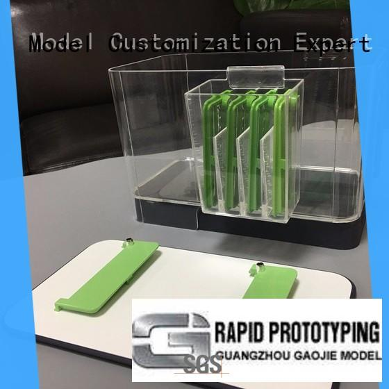cad Transparent Prototypes manufacturer for commercial Gaojie Model