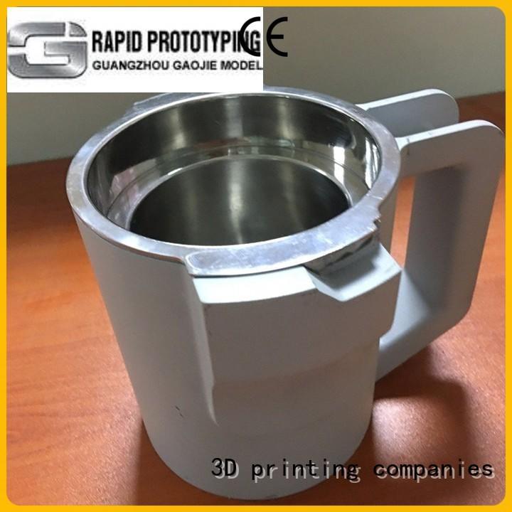 Metal Prototypes industrial for factory Gaojie Model