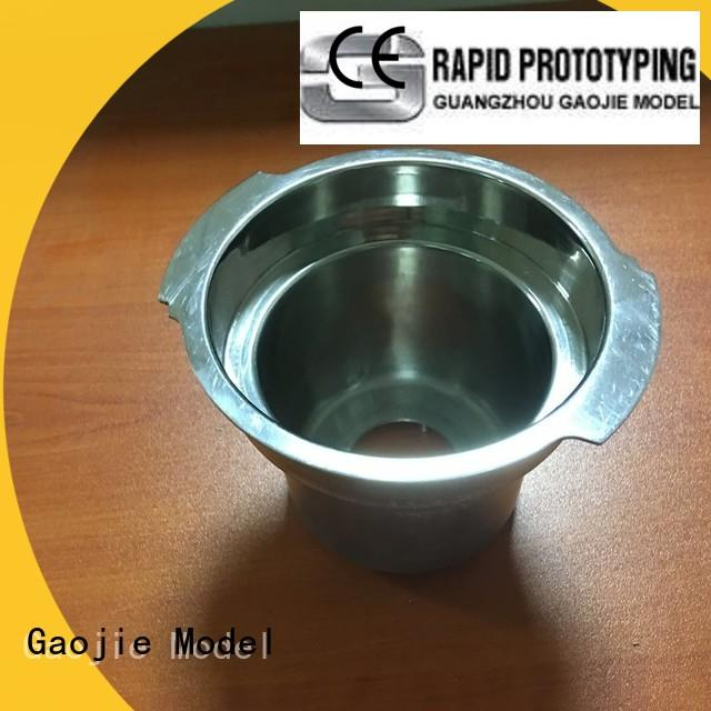 3d printing metal service anodized for factory Gaojie Model