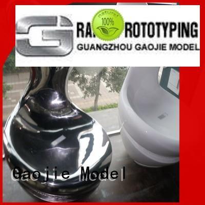 Electroplated Plastics rapid prototyping sla sls prototype service