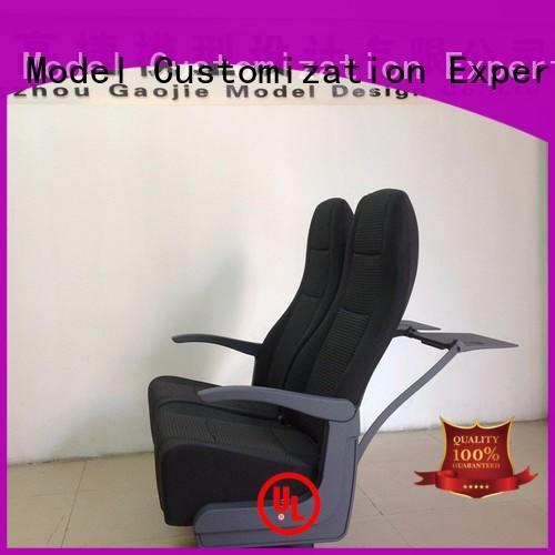 Gaojie Model Brand toys rubber lounge custom plastic fabrication