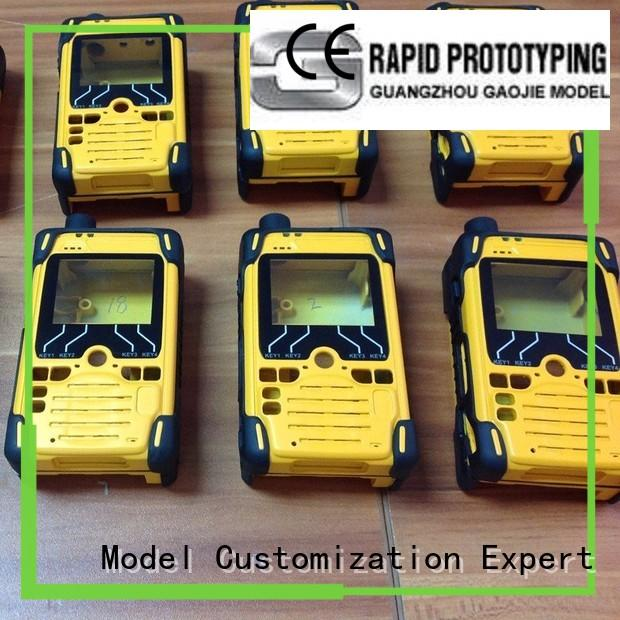 prototype manufacturing production for commercial Gaojie Model