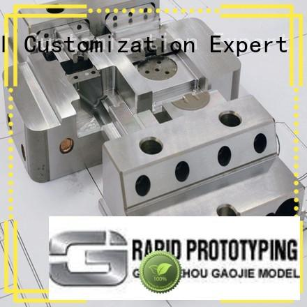 metal rapid prototyping models metal Metal Prototypes Gaojie Model Brand