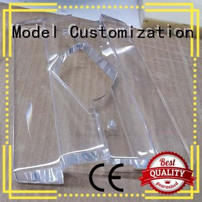 3d print transparent plastic household crystal Transparent Prototypes qualified company