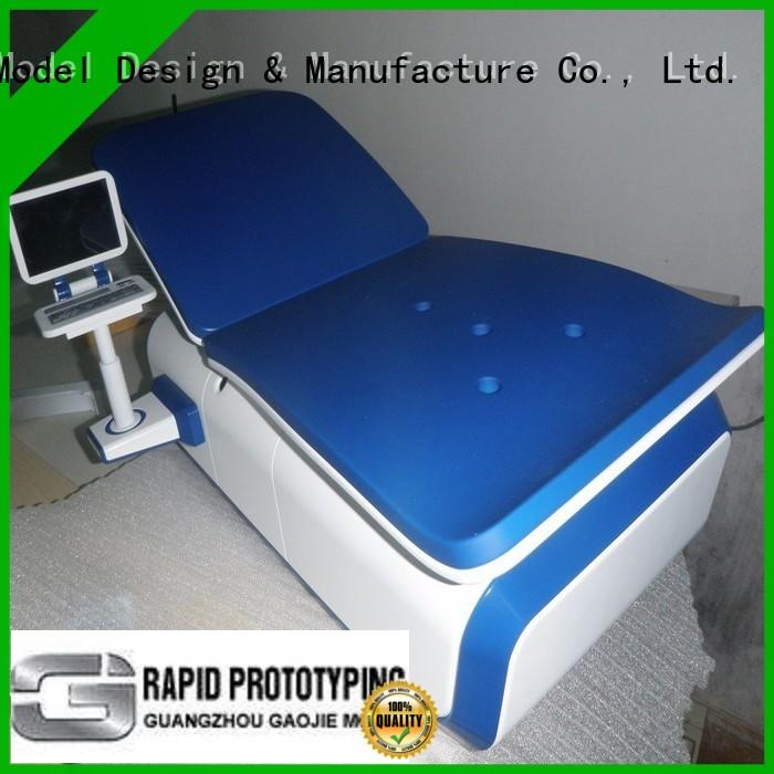 Gaojie Model hot selling custom plastic fabrication manufacturer for factory