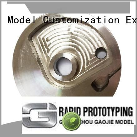 david Metal Prototypes plating for commercial Gaojie Model