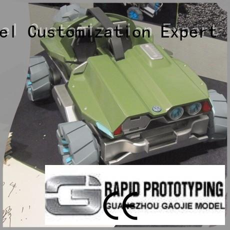 Best quality rapid modeling Toys 3d modeling service
