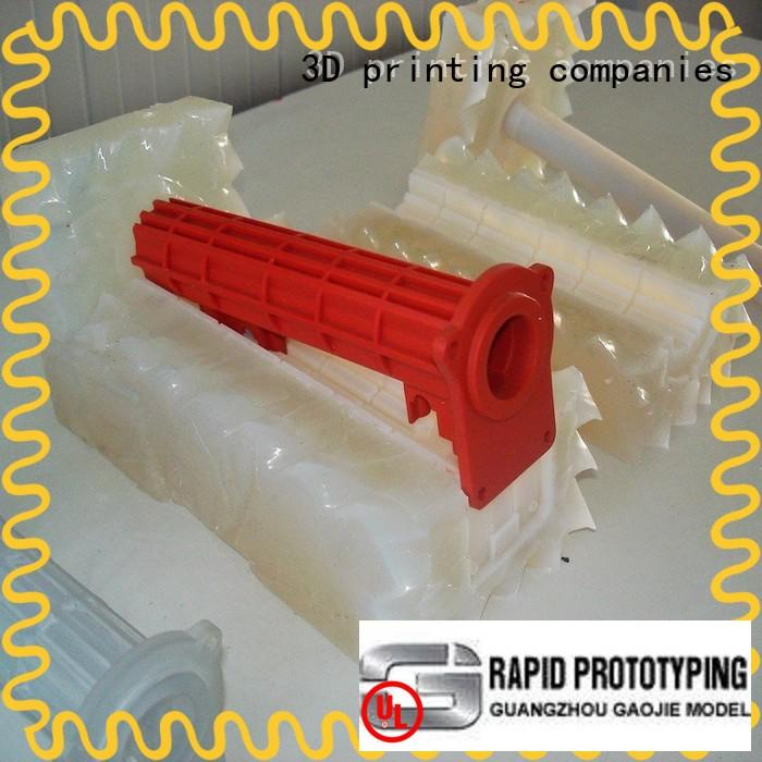 Gaojie Model machining prototype manufacturing with good price for commercial