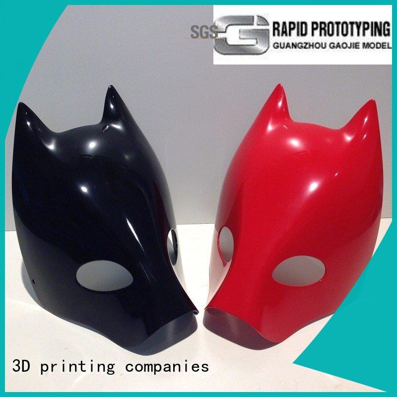 Gaojie Model stable 3d printing companies factory price for industry