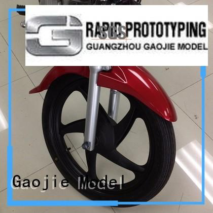 Gaojie Model 3d Metal Prototypes factory for factory