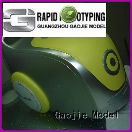 Gaojie Model durable Plastic Prototypes customized for factory