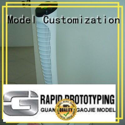 toolbox demand plastic prototype service automobile Gaojie Model company