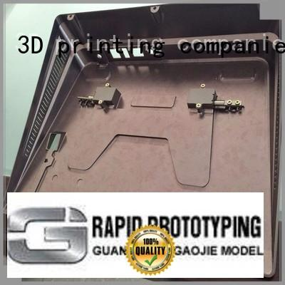 Gaojie Model molding Plastic Prototypes directly sale for commercial