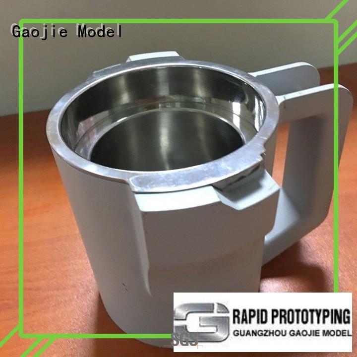metal Metal Prototypes design for industry Gaojie Model