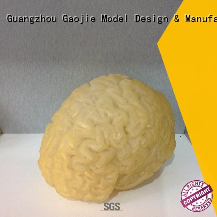 prototypes cnc industrial 3d printing companies Gaojie Model
