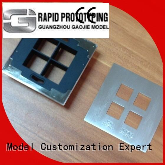 david Metal Prototypes inquire now for factory Gaojie Model
