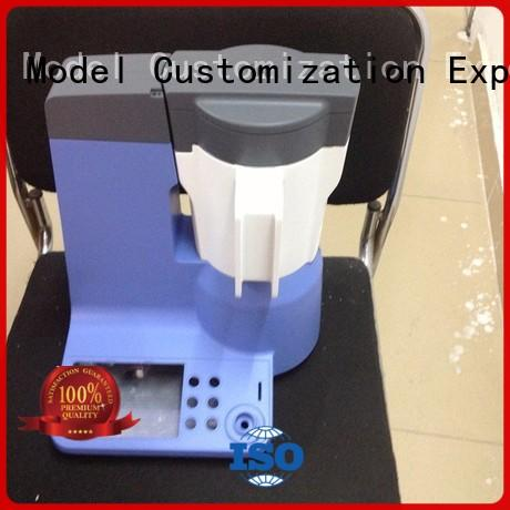 Hot cnc plastic machining painted Gaojie Model Brand