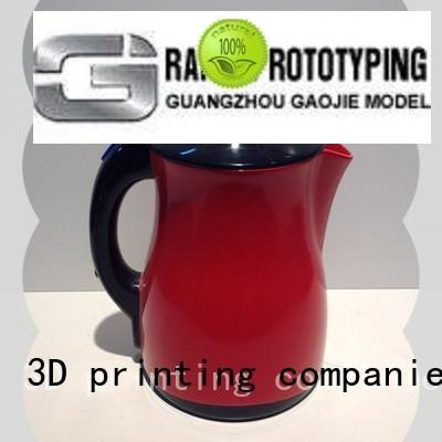 Gaojie Model industrial custom plastic fabrication customized for factory
