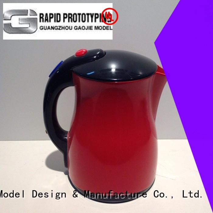 3d modeling service cnc machining Small household electric kettle