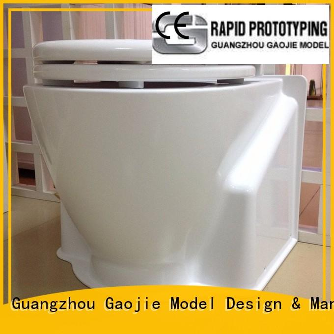Hot box cnc plastic machining processing Gaojie Model Brand